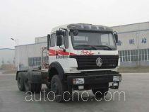 Beiben North Benz ND4252B38J tractor unit