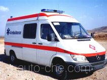 Beidi ND5030XJH ambulance
