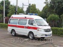 Beidi ND5030XJH-BJ ambulance