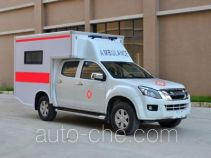 Beidi ND5030XJH-DMAX ambulance