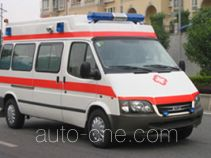 Beidi ND5030XJH-F ambulance