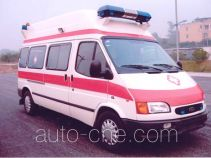 Beidi ND5030XJH-H ambulance