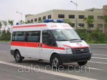 Beidi ND5030XJH-M4 ambulance