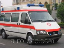 Beidi ND5031XJH-F3 ambulance
