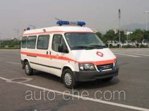 Beidi ND5031XJH-M ambulance