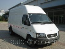 Beidi ND5040XXY box van truck