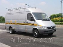 Beidi ND5050XGC-4S engineering works vehicle