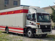 Beidi ND5131XGC engineering works vehicle