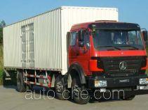 Beiben North Benz ND5200XXYZ00 box van truck