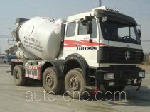 Beiben North Benz ND5240GJBZ concrete mixer truck