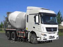 Beiben North Benz ND52500GJBZ concrete mixer truck