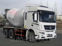 北奔牌ND5250GJBZ02型混凝土搅拌运输车