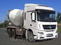 Beiben North Benz ND52501GJBZ concrete mixer truck