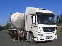 Beiben North Benz ND52501GJBZ concrete mixer truck
