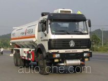 Beiben North Benz ND52501GJYZ fuel tank truck