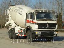 Beiben North Benz ND52502GJBZ concrete mixer truck