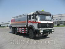 Beiben North Benz ND52502GJYZ fuel tank truck