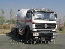 Beiben North Benz ND52503GJBZ concrete mixer truck