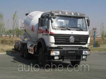Beiben North Benz ND52503GJBZ concrete mixer truck