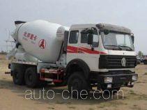 Beiben North Benz ND52504GJBZ concrete mixer truck