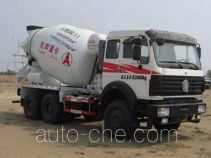 Beiben North Benz ND52504GJBZ concrete mixer truck