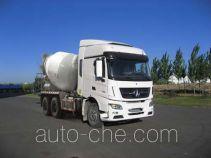 Beiben North Benz ND5250GJBZ01 concrete mixer truck