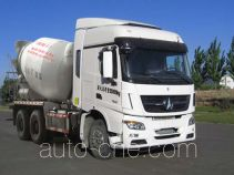 Beiben North Benz ND52506GJBZ concrete mixer truck