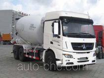 Beiben North Benz ND5250GJBZ06 concrete mixer truck
