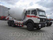 Beiben North Benz ND5250GJBZ08 concrete mixer truck