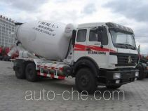 Beiben North Benz ND5250GJBZ08 concrete mixer truck