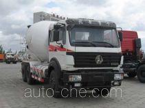 Beiben North Benz ND5250GJBZ10 concrete mixer truck