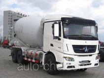 Beiben North Benz ND5250GJBZ11 concrete mixer truck