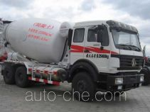 Beiben North Benz ND5250GJBZ12 concrete mixer truck