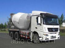 Beiben North Benz ND5250GJBZ13 concrete mixer truck