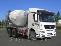 Beiben North Benz ND5250GJBZ13 concrete mixer truck