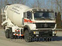 北奔牌ND5250GJBZ16型混凝土搅拌运输车