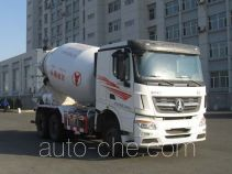 Beiben North Benz ND5250GJBZ17 concrete mixer truck
