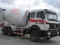 Beiben North Benz ND5250GJBZ19 concrete mixer truck