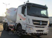 北奔牌ND5250GJBZ22型混凝土搅拌运输车