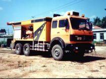 北方奔驰牌ND5250TXJW282BJ型稀浆封层车