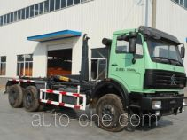 Beiben North Benz ND5252ZXX detachable body garbage truck