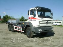 Beidi ND5253ZXX detachable body garbage truck