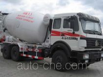 Beiben North Benz ND5254GJBZ concrete mixer truck