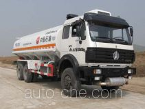 Beiben North Benz ND5256GJYZ fuel tank truck