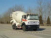 Beiben North Benz ND5257GJBZ concrete mixer truck