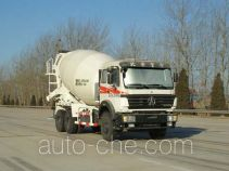 Beiben North Benz ND5257GJBZT concrete mixer truck