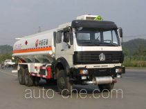 Beiben North Benz ND5258GJYZ fuel tank truck