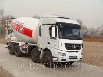 Beiben North Benz ND53100GJBZ concrete mixer truck