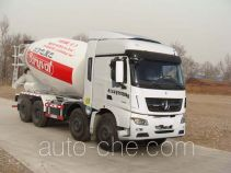 Beiben North Benz ND53100GJBZ concrete mixer truck