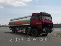 Beiben North Benz ND53100GJYZ fuel tank truck